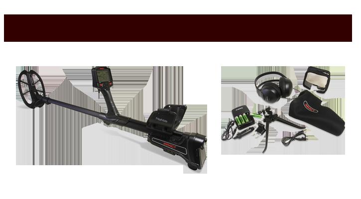 nokta impact pro