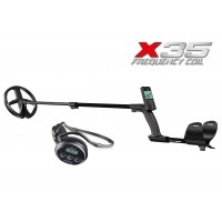 XP DEUS X35 (катушка 22 см X35, наушники WS4, блок)