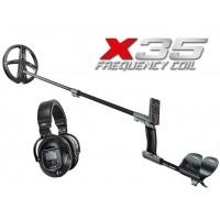 XP DEUS X35 (катушка 22 см X35, наушники WS5, блок)