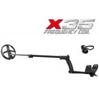 XP DEUS X35 (катушка 22 см Х35, наушники WS4, без блока)