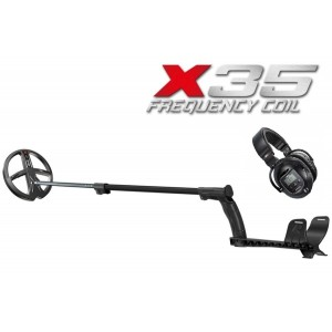 XP DEUS X35 (катушка 22 см Х35, наушники WS5, без блока)