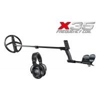 XP DEUS X35 (катушка 28 см X35, наушники WS5, блок)