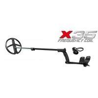 XP DEUS X35 (катушка 28 см Х35, наушники WS4, без блока)